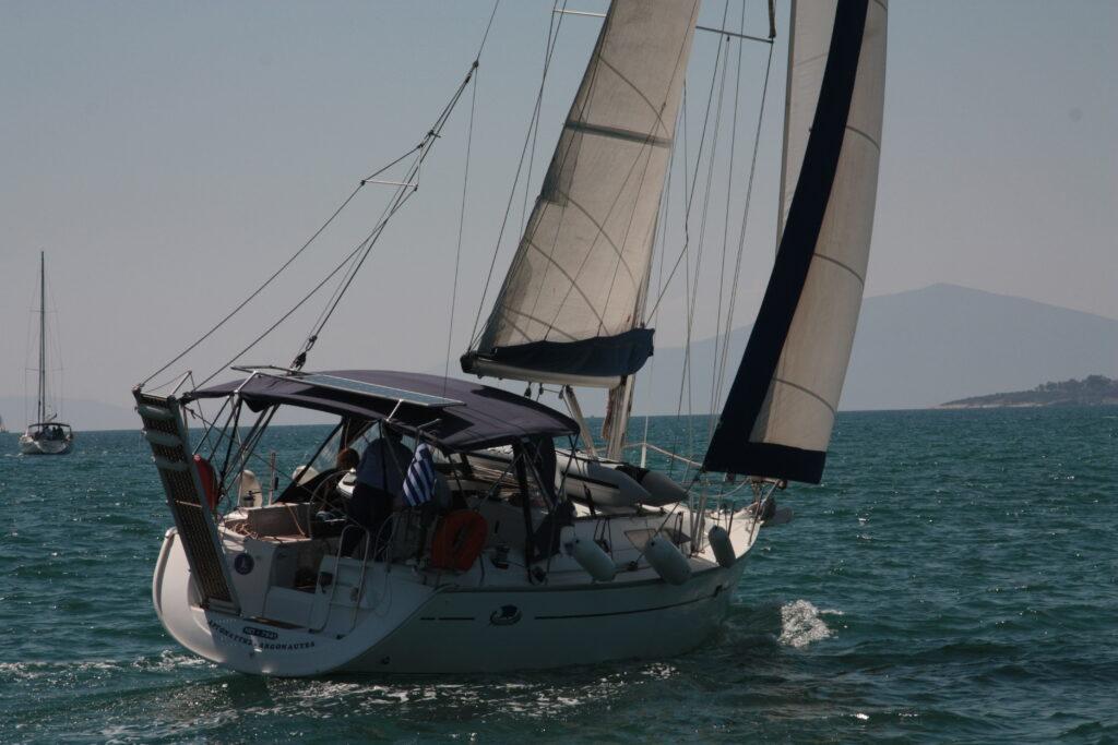 Sailing Argonautes